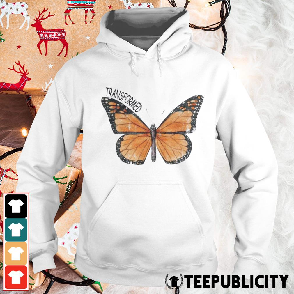 Butterfly transformed s hoodie