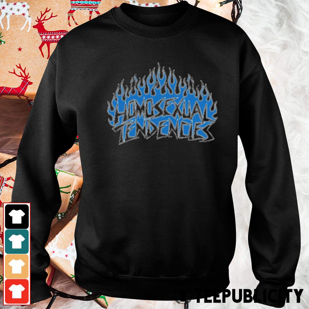 Fire Homosexual Tendencies s sweater