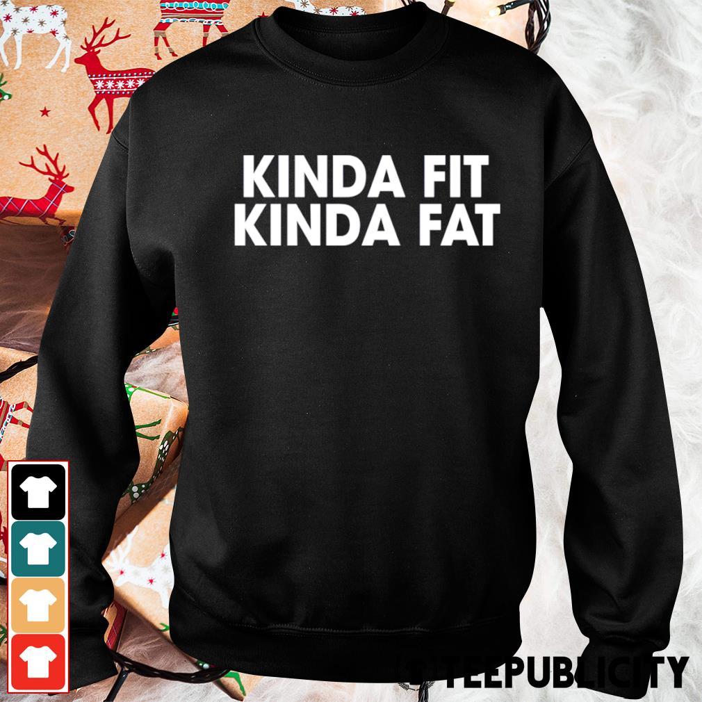 Kinda fit kinda fat s sweater