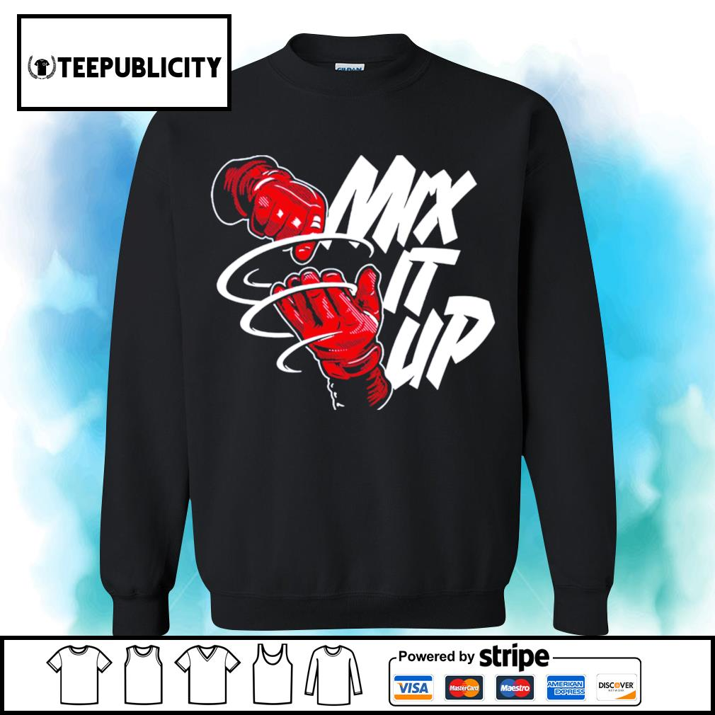 Atlanta Braves mix it up s sweater