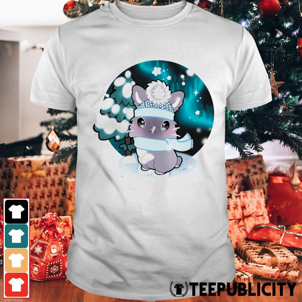 Winter Bunny cute shirt