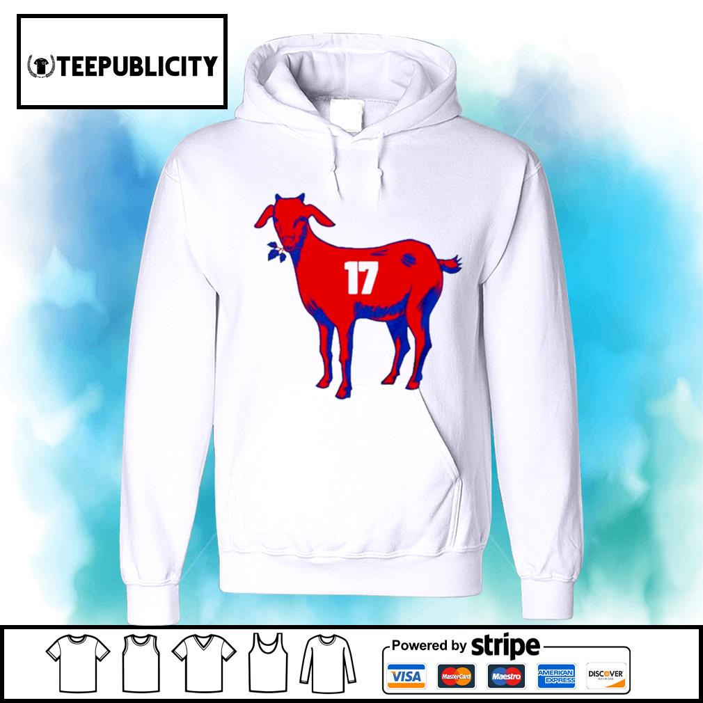 17 Goat Allen for Buffalo Bill 2021 s hoodie