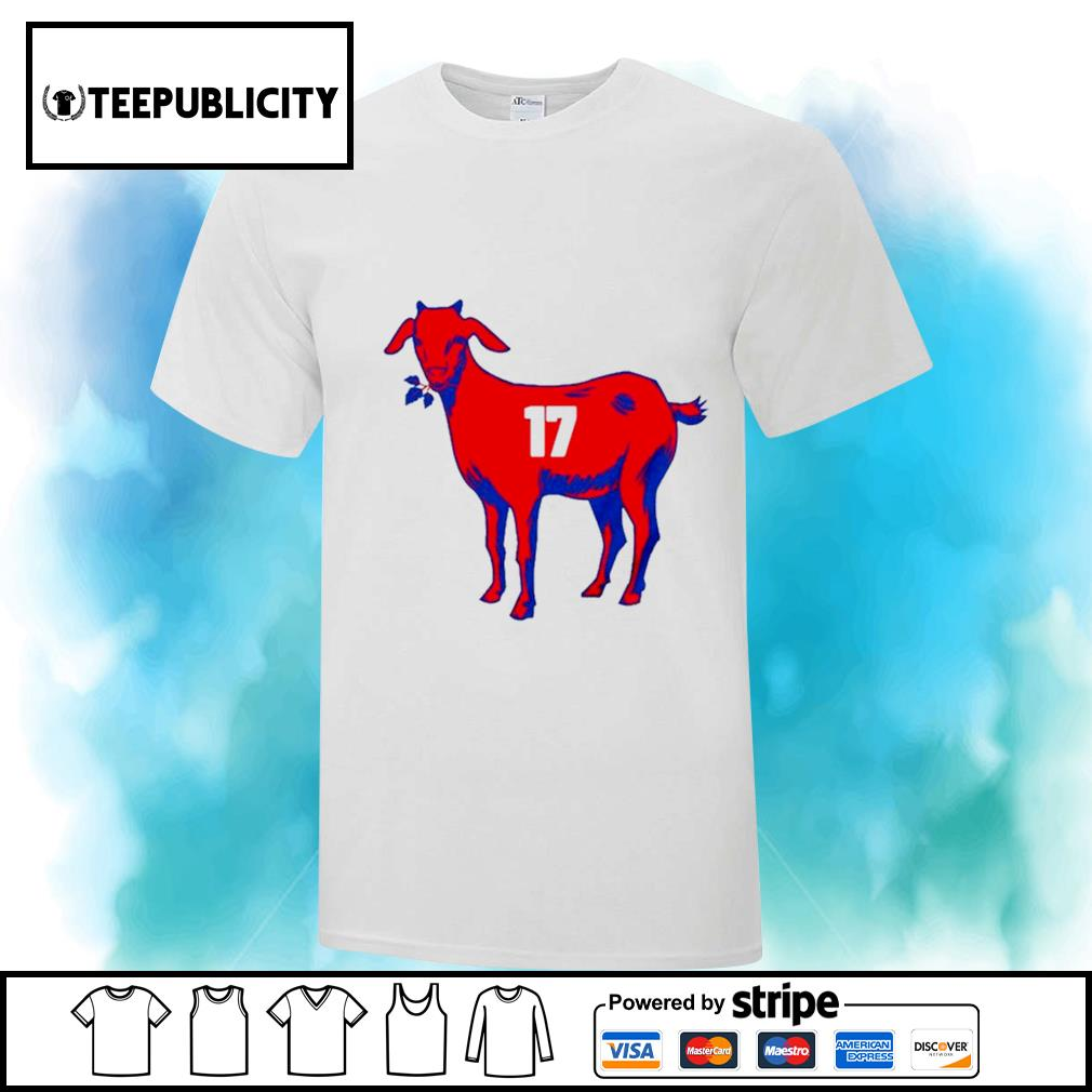 17 Goat Allen for Buffalo Bill 2021 shirt