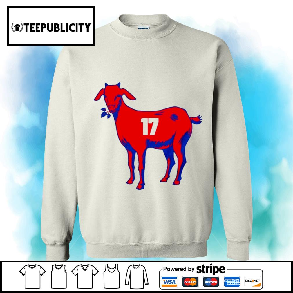 17 Goat Allen for Buffalo Bill 2021 s sweater