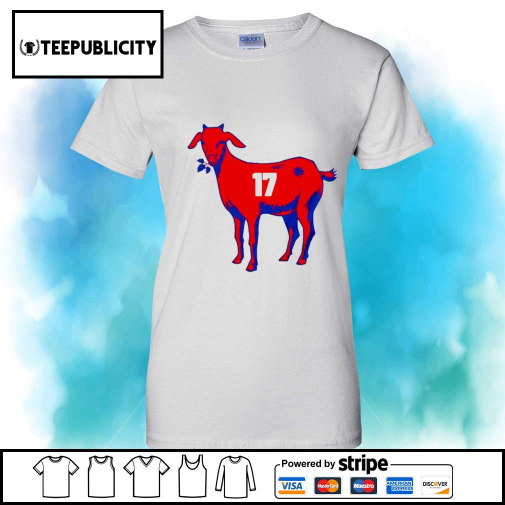 17 Goat Allen for Buffalo Bill 2021 s v-neck-t-shirt