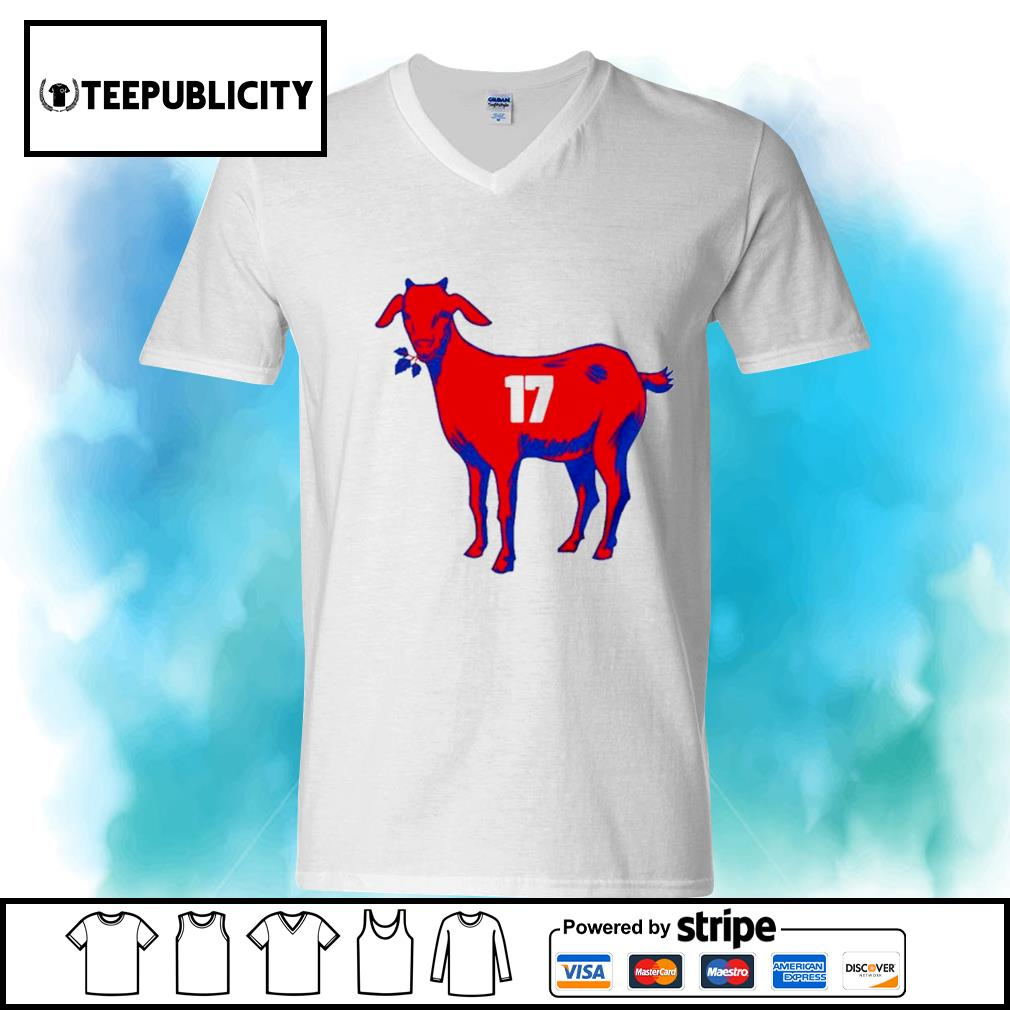 17 Goat Allen for Buffalo Bill 2021 s youth-tee