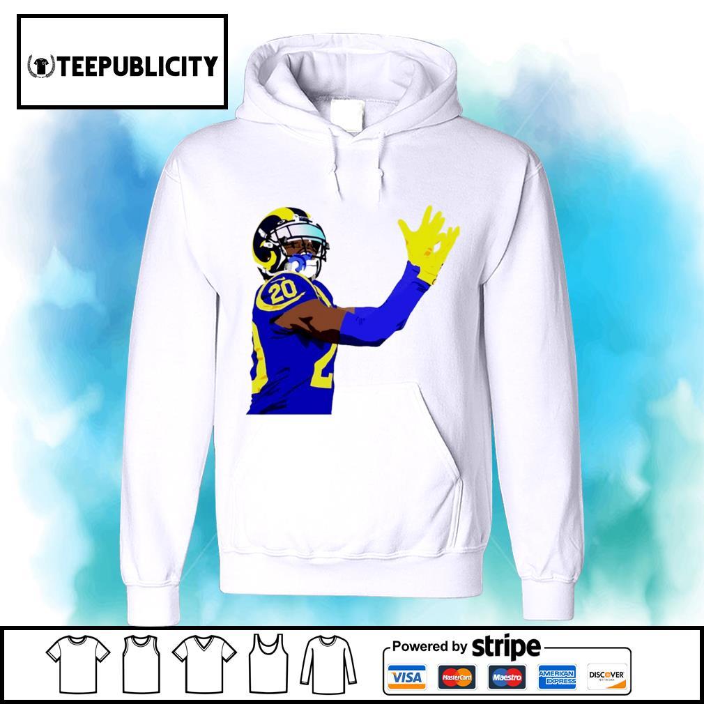 Jalen Ramsey Los Angeles Rams NFL s hoodie