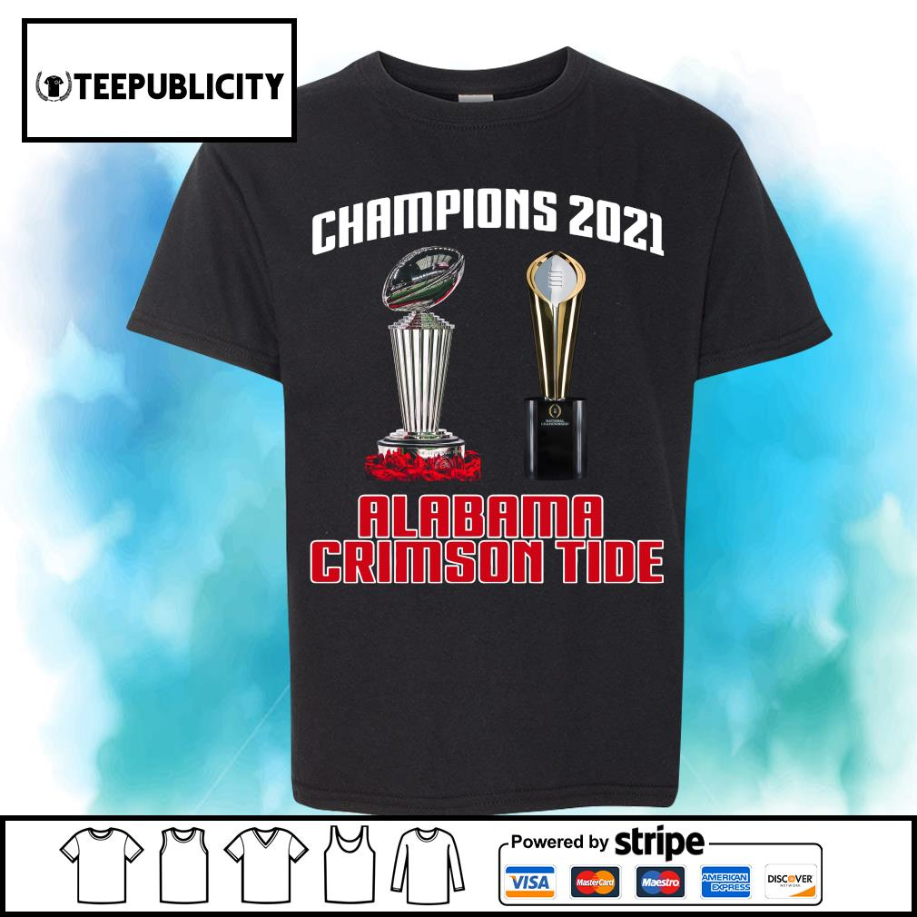 Rose Bowl cup National Championship cup Champions 2021 Alabama Crimson Tide 52 24 Ohio State shirt