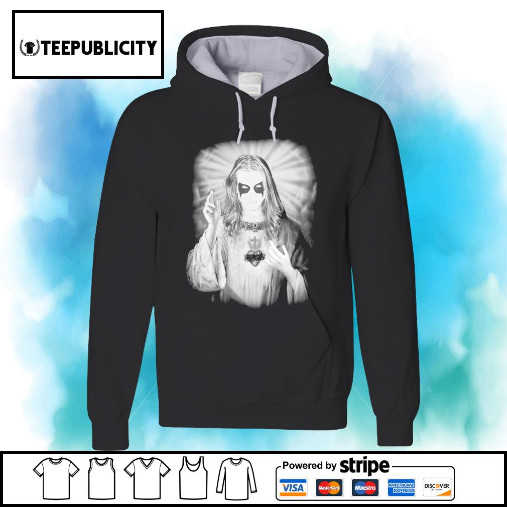 Mayhem Metal mashup God s hoodie